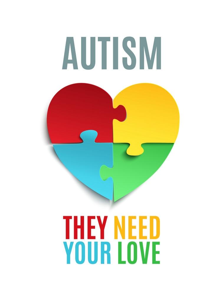 آموزش به کودکان مبتلا به اوتیسم
