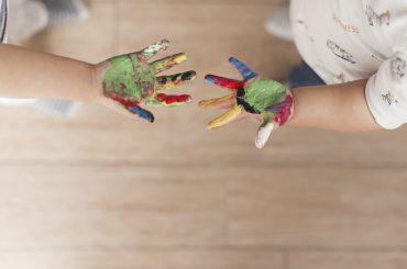 آموزش هنر به کودکان