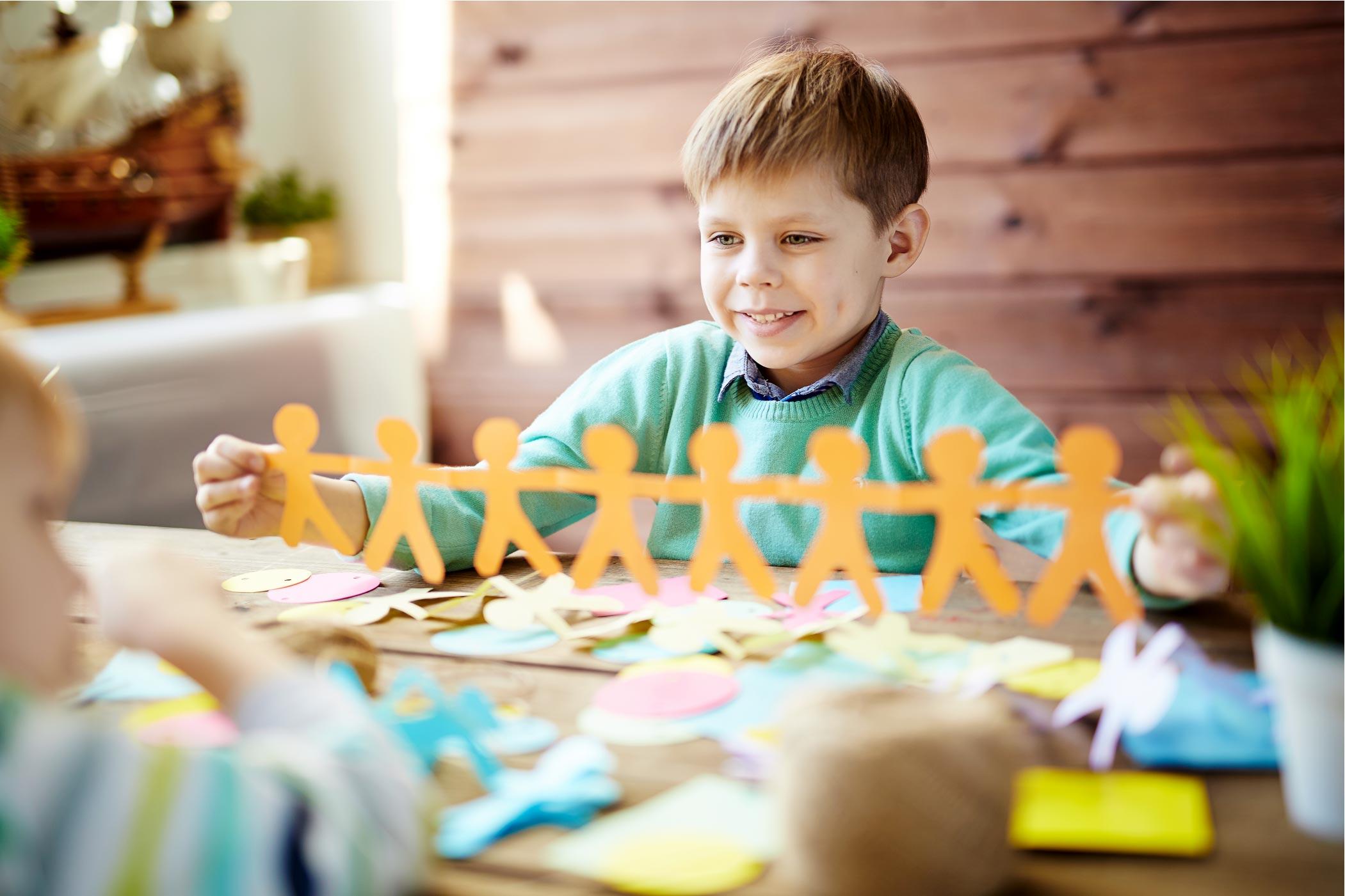 کاردستی در کودکان