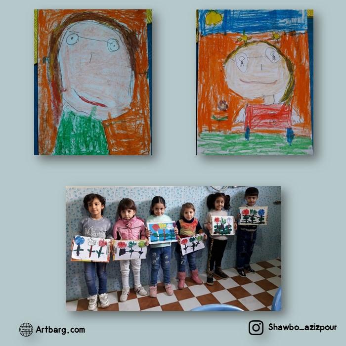 مربی نقاشی کودک