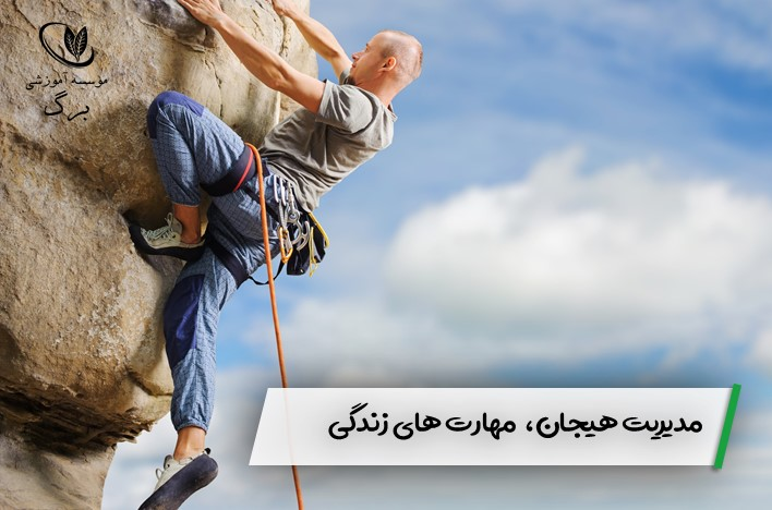 مقاله مدیریت هیجان